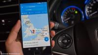 Google Maps arriva grafico sul traffico