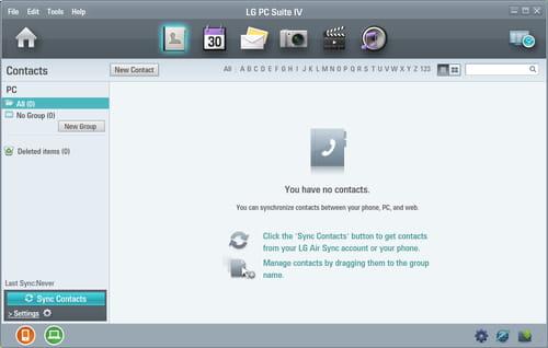 LG PC Suite