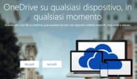 Microsoft riduce lo spazio di OneDrive