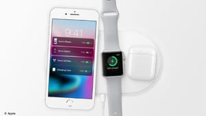 AirPower Apple svelato in un brevetto