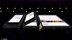 Samsung Galaxy Fold è ora ufficiale