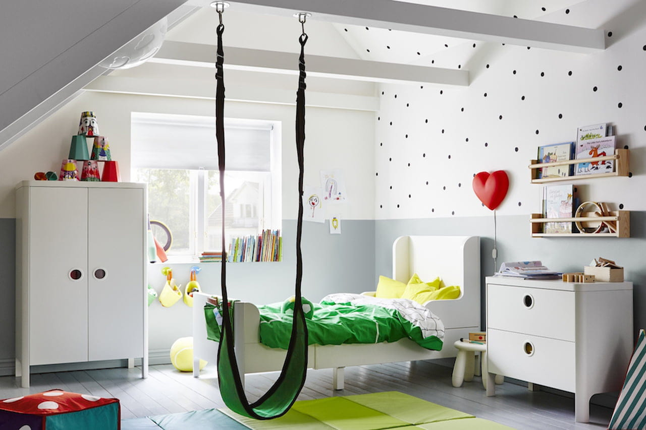 Ikea Letti A Castello Per Bambini.Camerette Ikea Proposte Per Neonati Bambini E Ragazzi Magazine