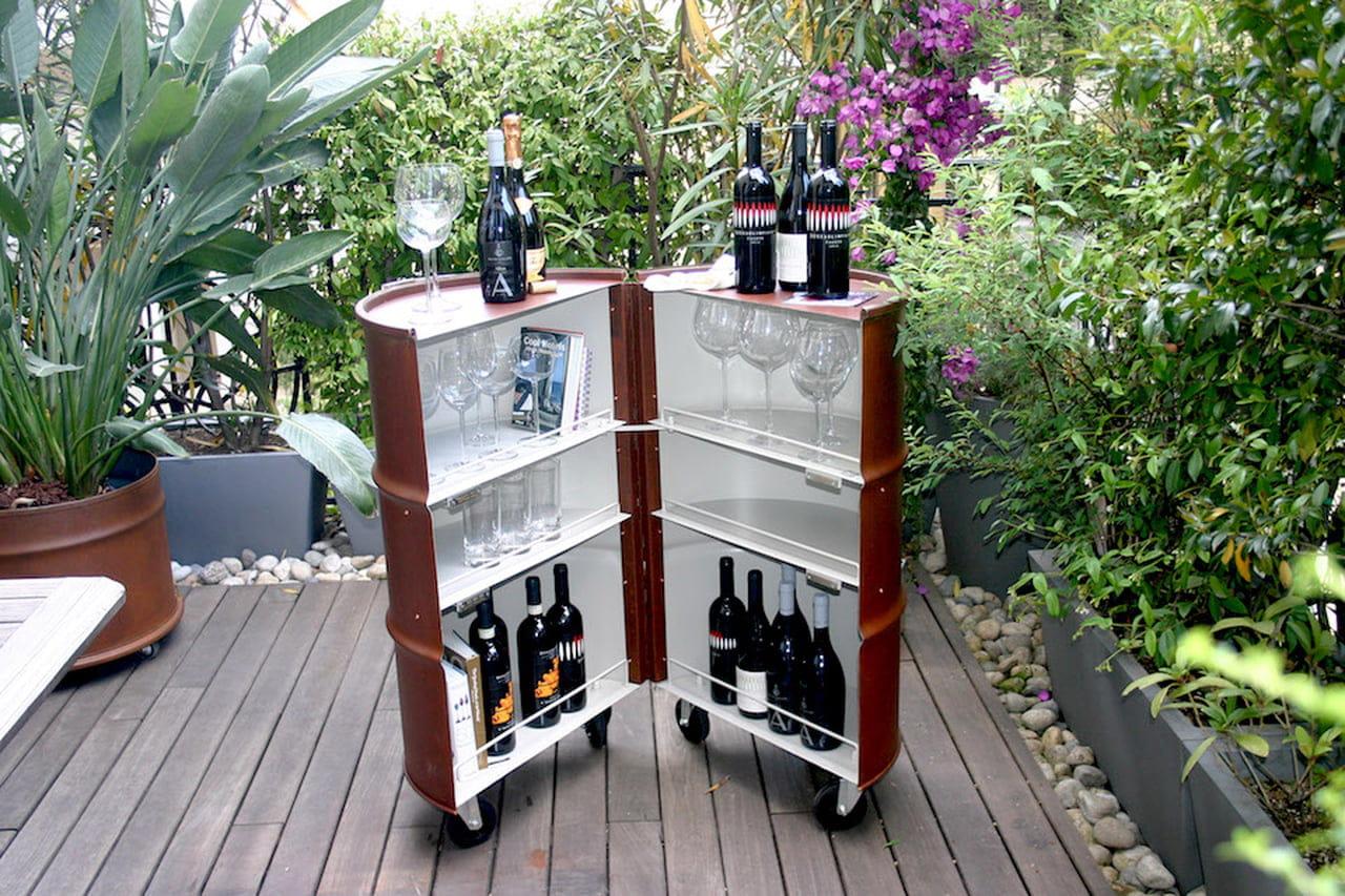 Armadi da esterno mobili per tutti gli usi e gusti for Mobili da giardino terrazzo