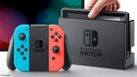 Nintendo Switch update firmware v. 4.1.0