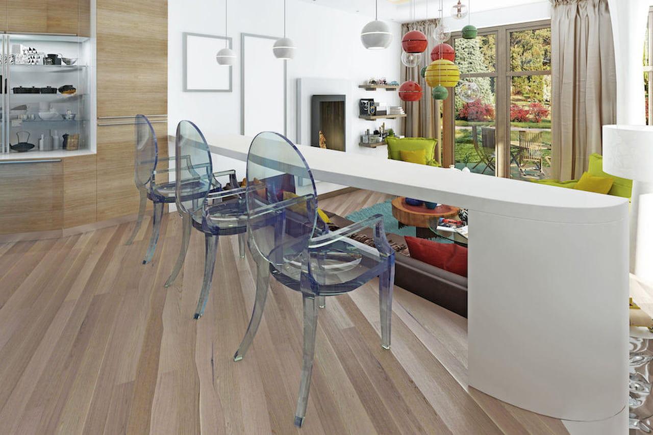 Sedie trasparenti: policarbonato di design per tutte le ...