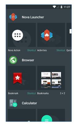 Download Nova Launcher gratis - Nuova versione in italiano