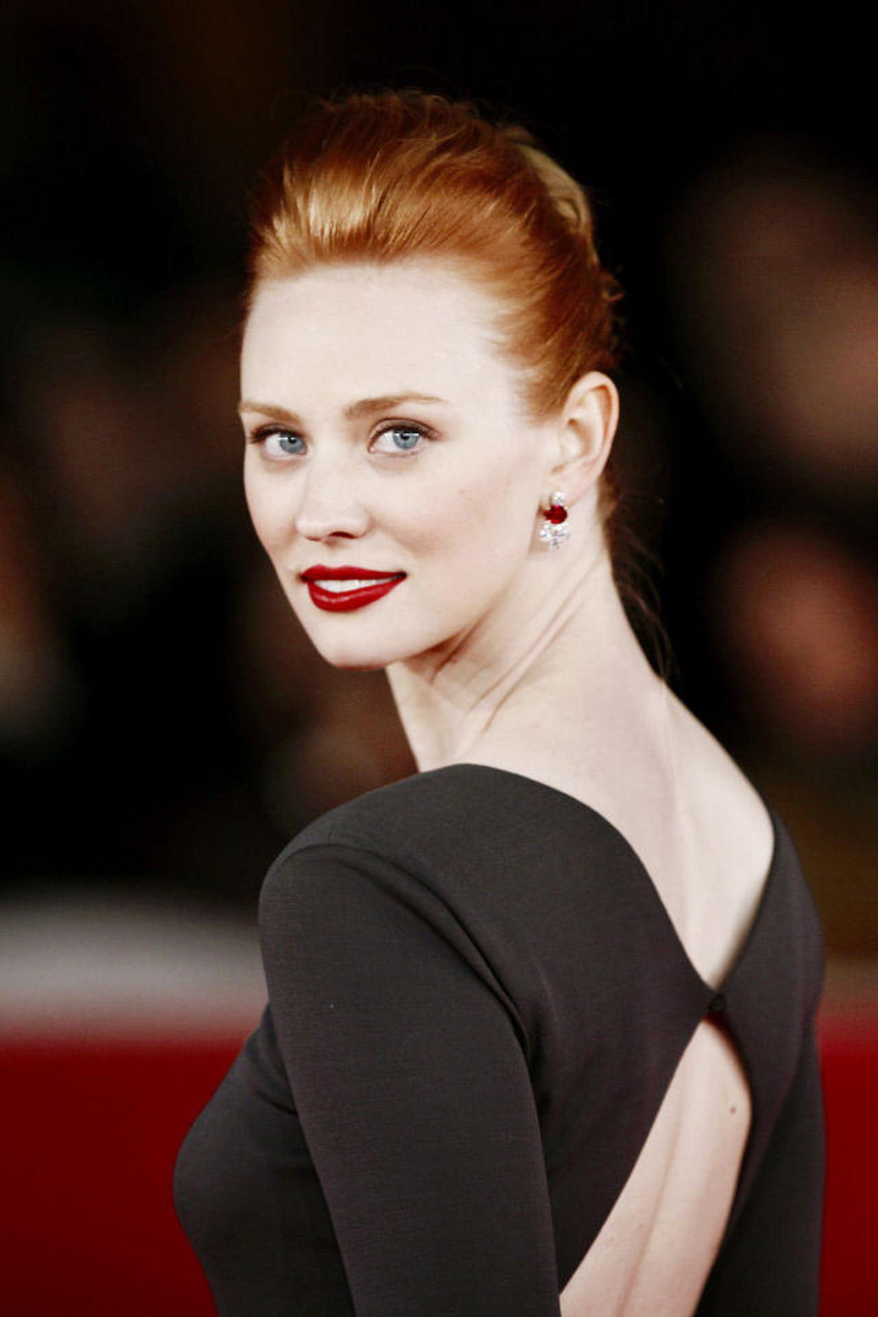 Capelli rossi: copia il look delle star - Magazine delle donne