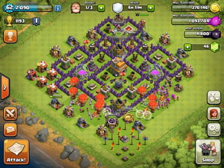 Clash of Clans for PC – Windows 7/8/XP | …