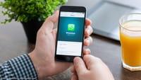 WhatsApp upgrade iOS musica e citazioni