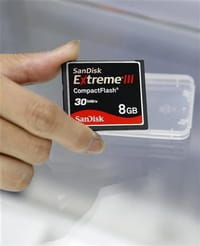 SanDisk lancia memory e drive studiati per netbook