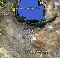 Google Earth : in arrivo la versione made in Iran