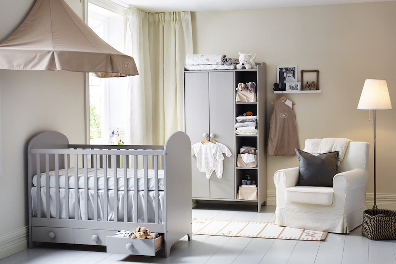 Camerette Per Neonati Ikea : Camerette ikea proposte per neonati bambini e ragazzi