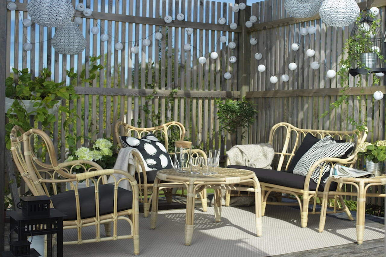 Ikea giardino outdoor conviviale