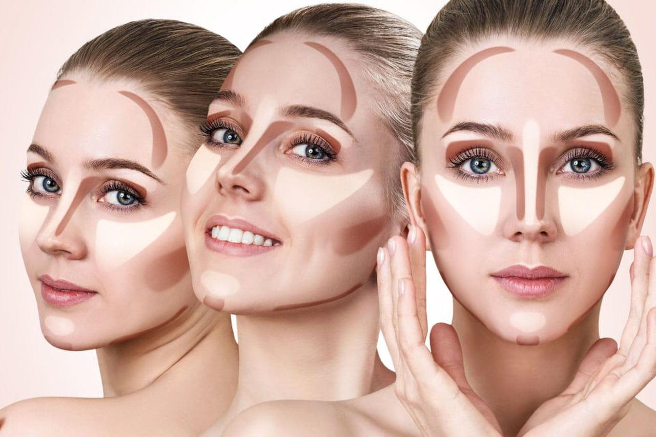 Contouring: viso perfetto (anche) con il make-up ...