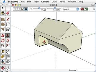 Download google sketchup gratis nuova versione in for Modellazione 3d gratis