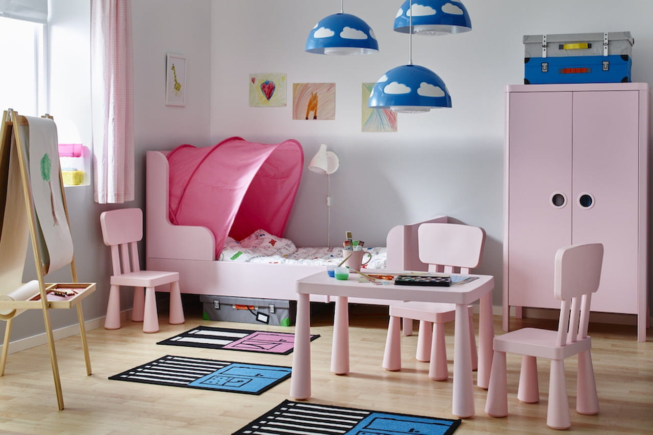 Camerette ikea proposte per neonati bambini e ragazzi for Camerette bimbi ikea