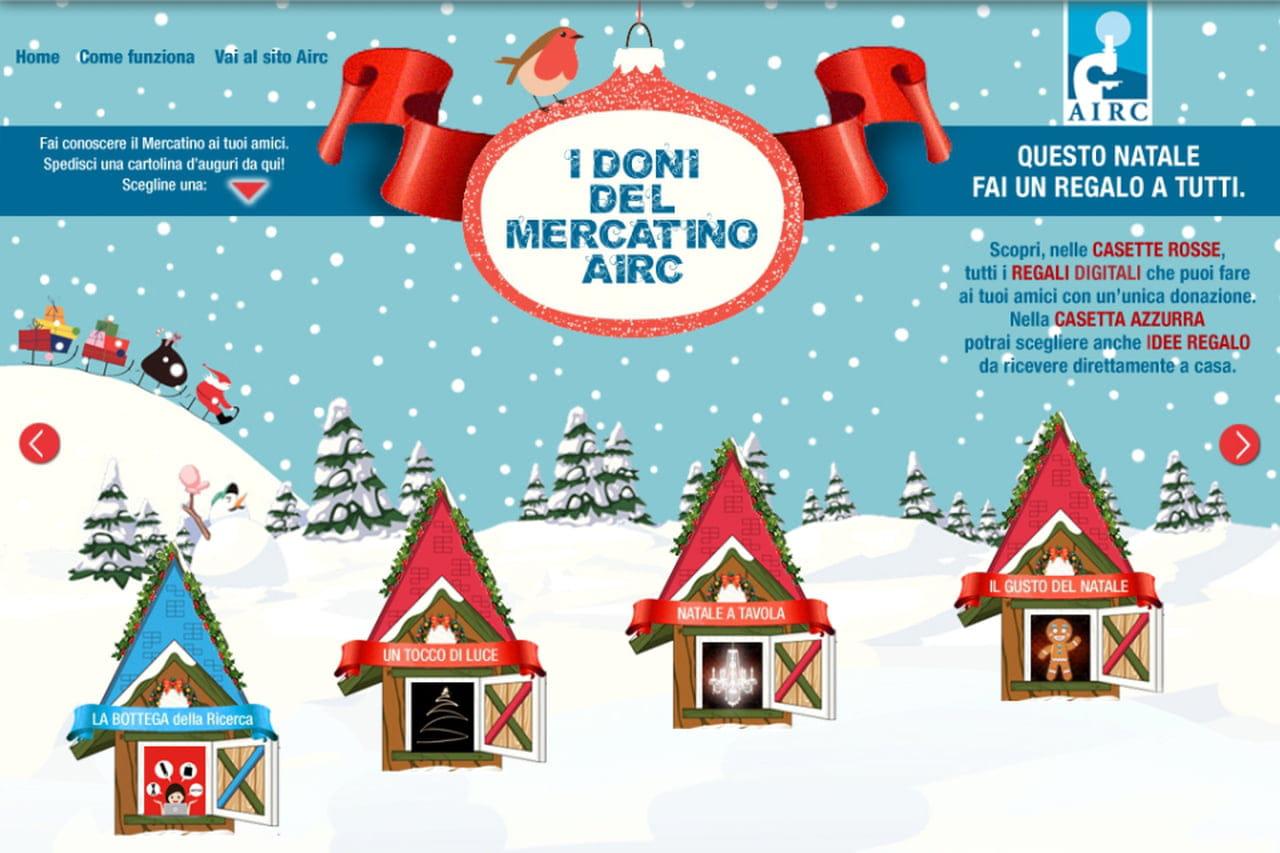 Airc Regali Di Natale.Airc I Regali Di Natale Che Aiutano La Ricerca Sul Cancro Magazine Delle Donne