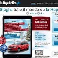 Apple inserisce Repubblica+ tra le app innovative