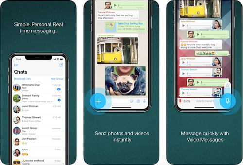Download Whatsapp Per Iphone Gratis Nuova Versione In Italiano Su Ccm Ccm