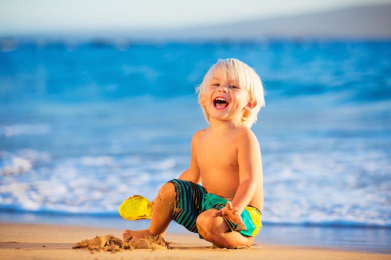 l'atteggiamento migliore 1e132 5afca Costumi da bagno per bambini: moda mare per maschietti