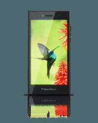 Blackberry presenta Leap, il primo telefono full touch
