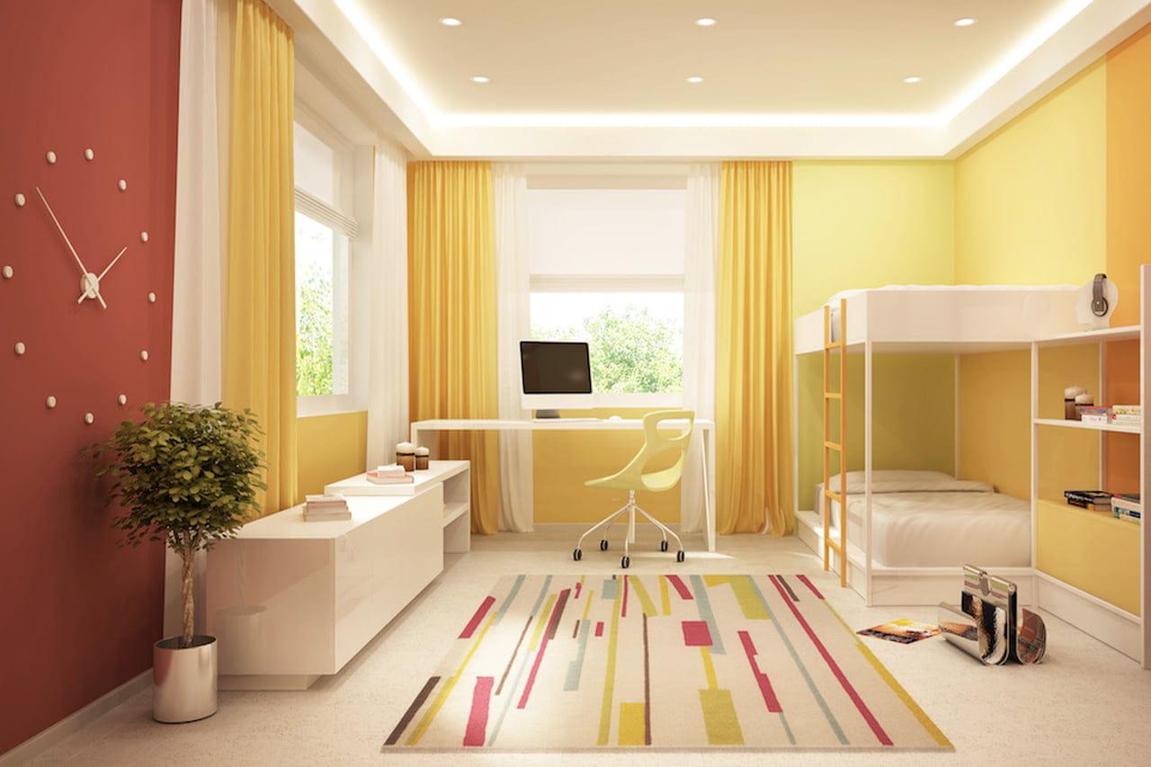 Colori pastello: soluzioni per pareti (non solo) interne