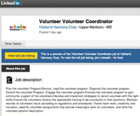 LinkedIn inaugura uno spazio dedicato al volontariato