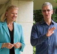 Apple apre le porte al corporate con Ibm