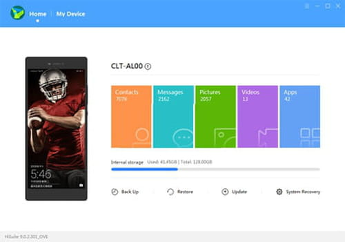 Download HiSuite per Android gratis - Nuova versione in