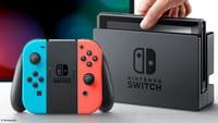 Nintendo Switch update firmware v. 4.1.0