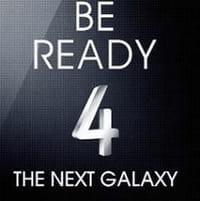 Galaxy S IV promette performance migliori dell'iPhone