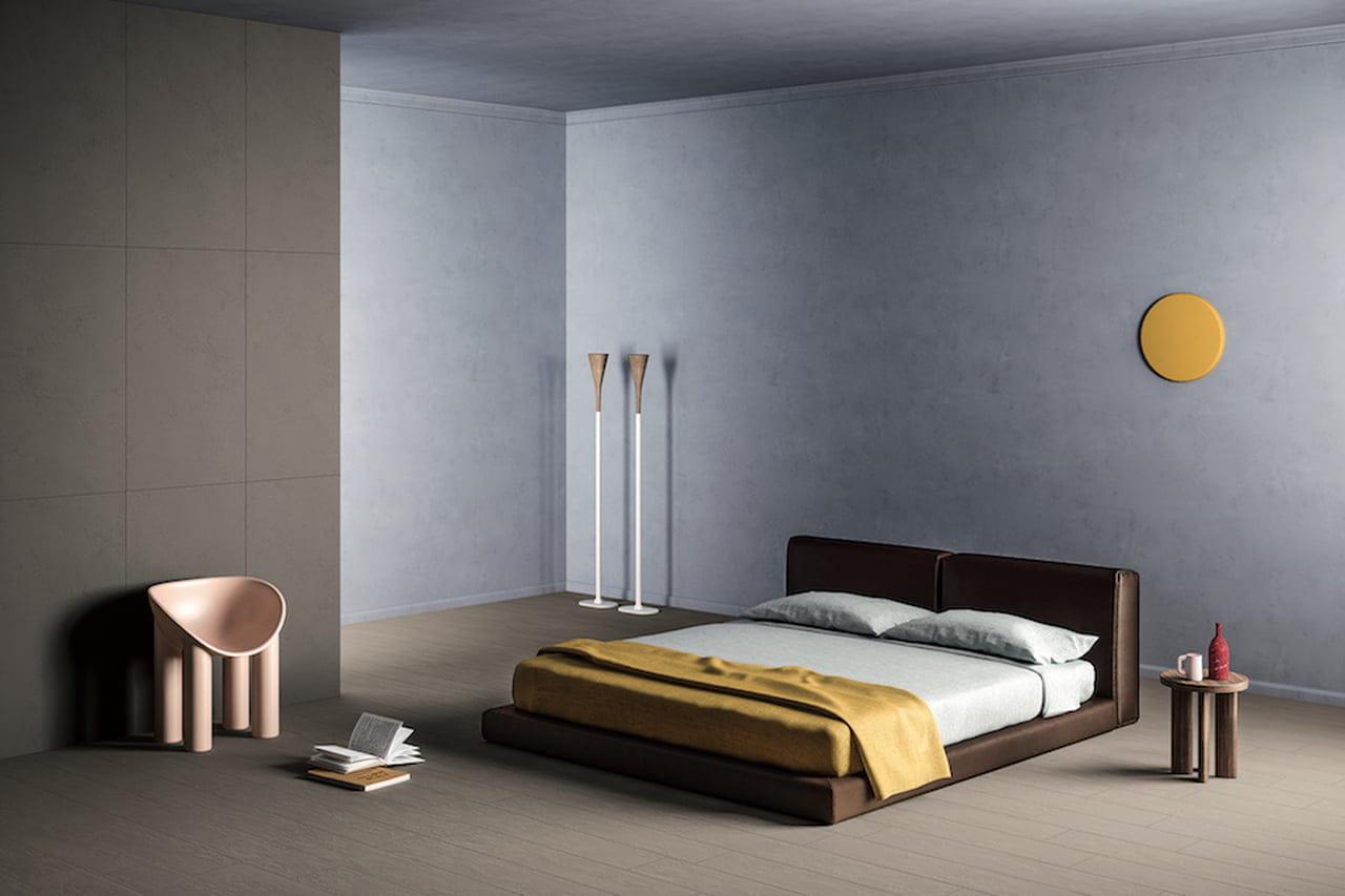 Pareti Rosa Salmone : Pareti colorate: idee per tutte le stanze