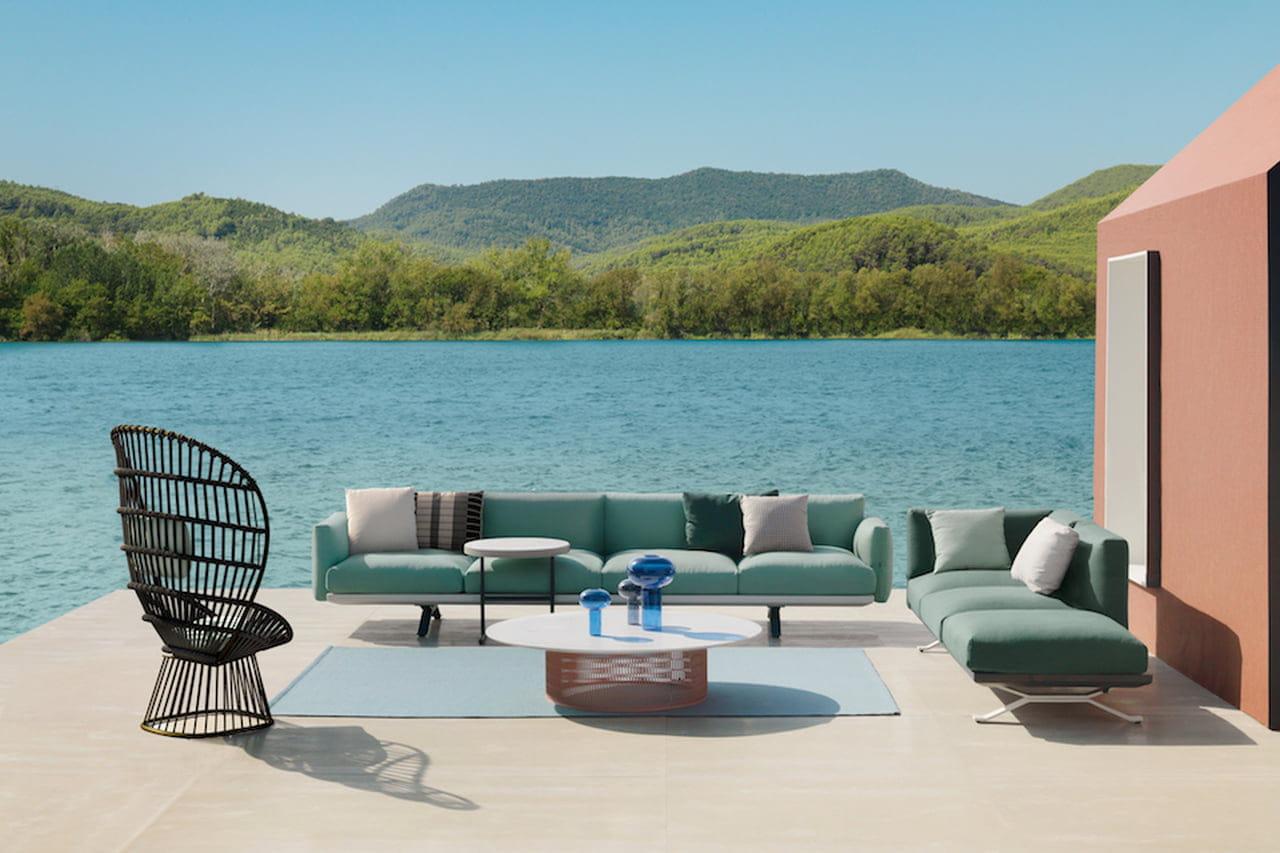Mobili Da Esterno Design : Arredamento outdoor mobili da esterno di design
