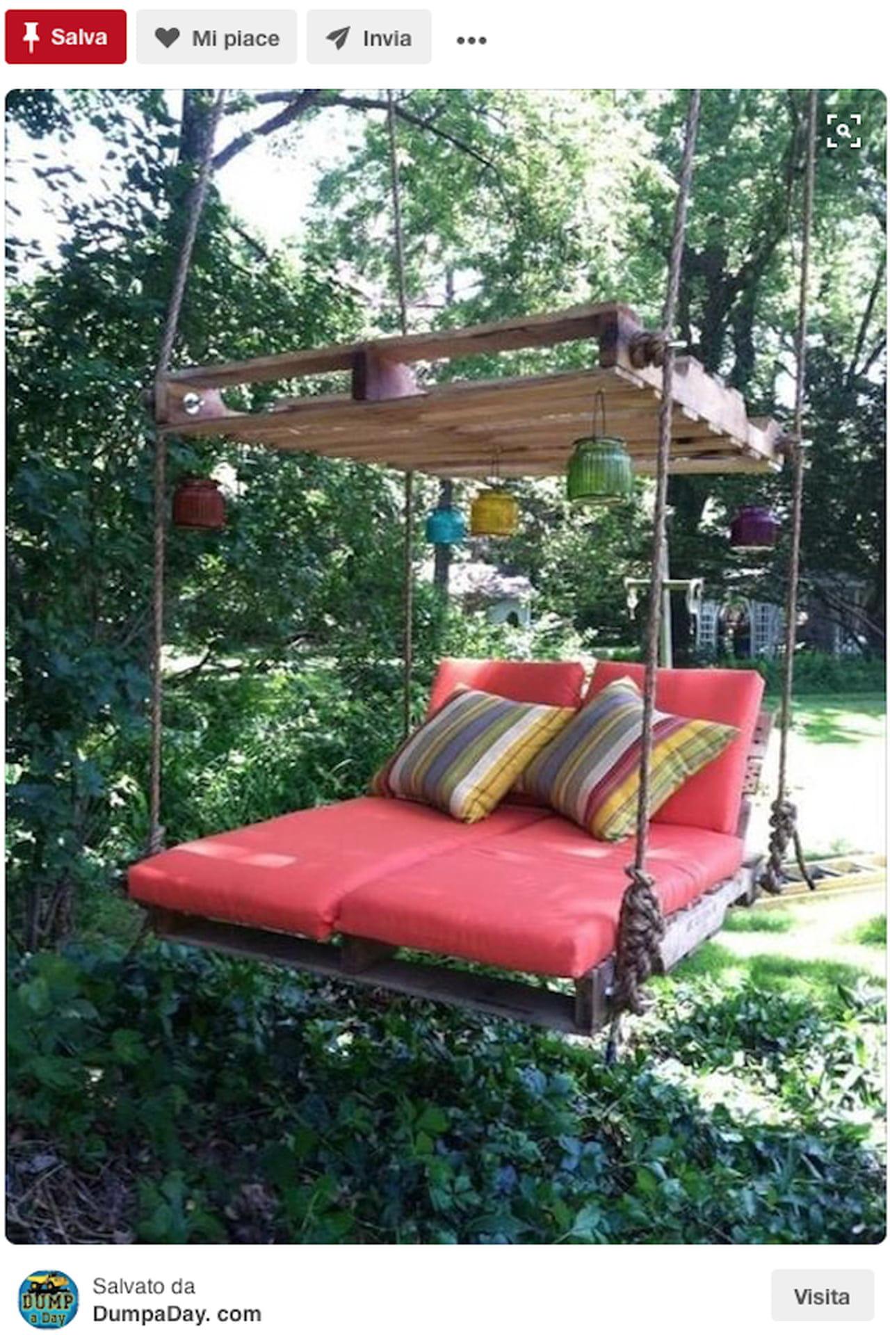 Creazioni fai da te idee giardino da pinterest for Creazioni giardini