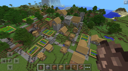 Download Minecraft Pocket Edition per Android gratis - Nuova
