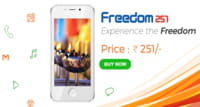 Freedom 251 lo smartphone da 4 dollari