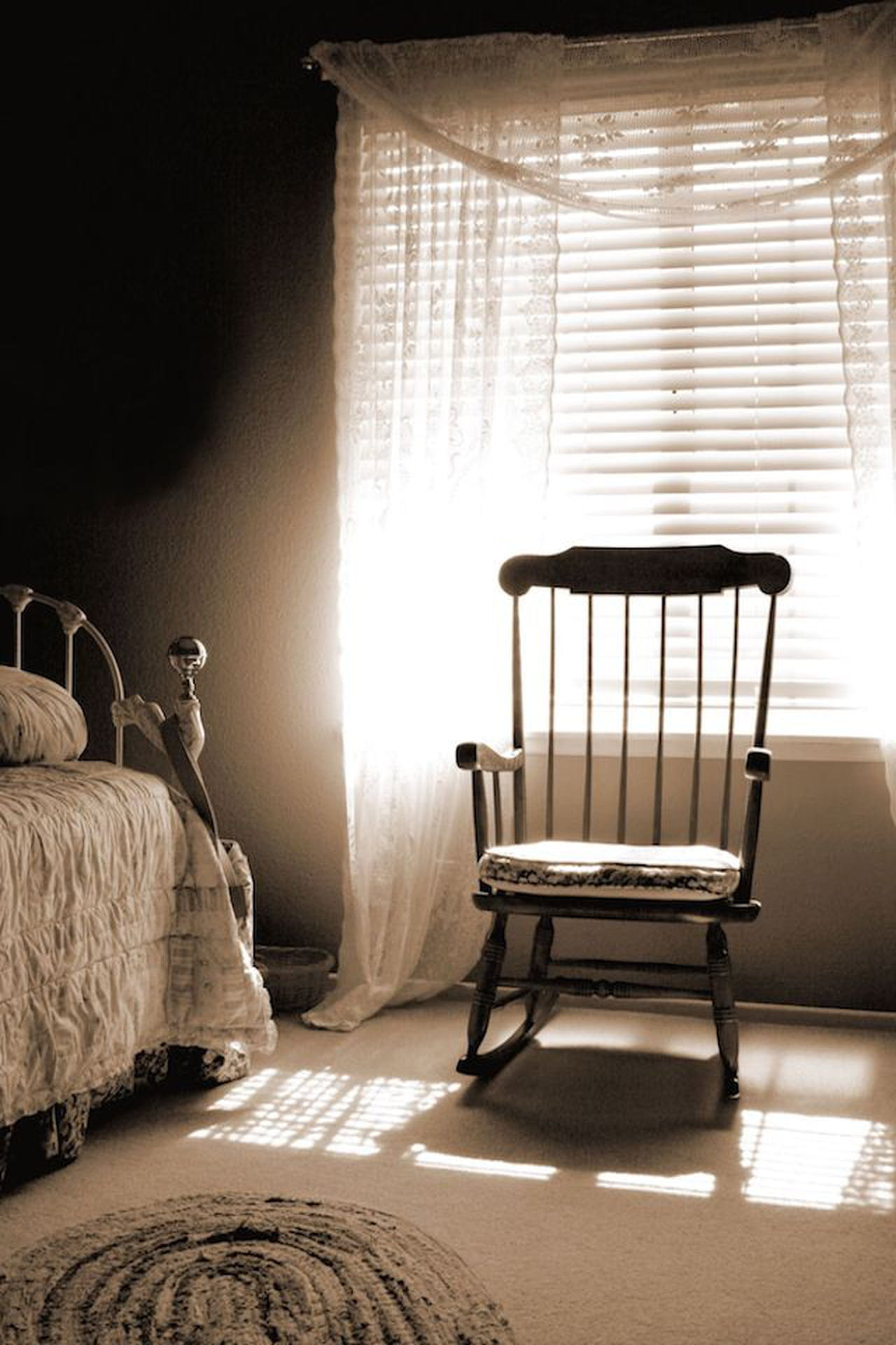 Tende shabby: 10 idee per camera da letto, salone o cucina ...