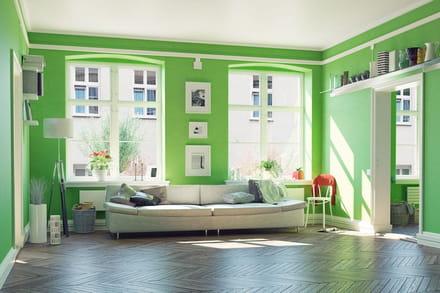 Significato dei colori: voce alle pareti del soggiorno ...