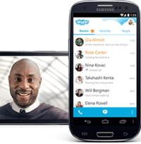 Skype 4.0: nuova versione e logout per Android