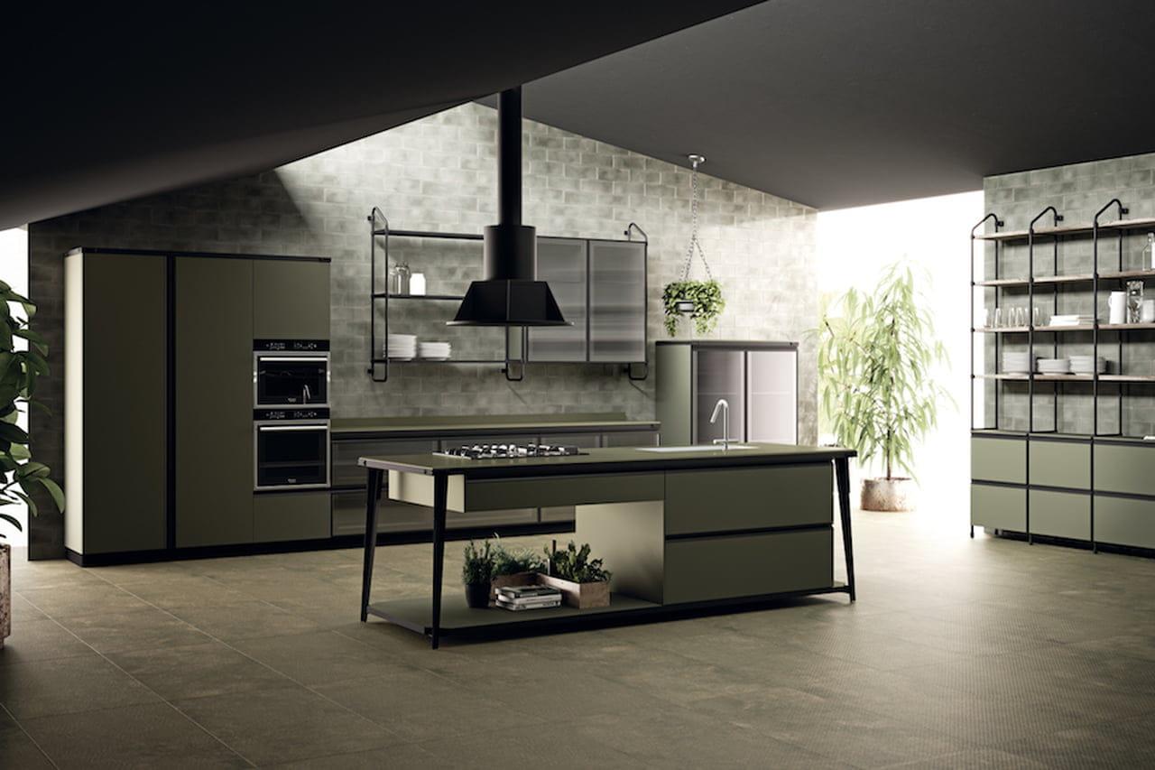 Veneta Cucine O Snaidero cucine da sogno: minimal, vintage o glamour? - magazine