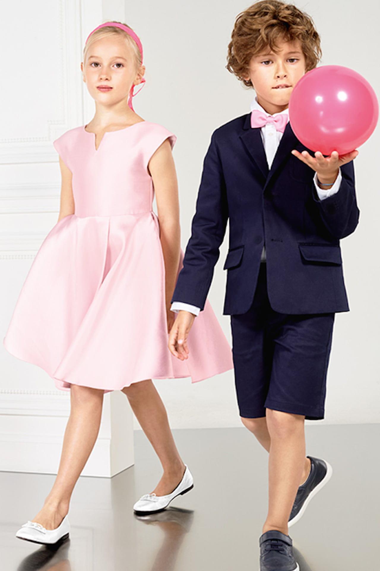 Vestiti da cerimonia per bambine  consigli chic edcc860dbdb