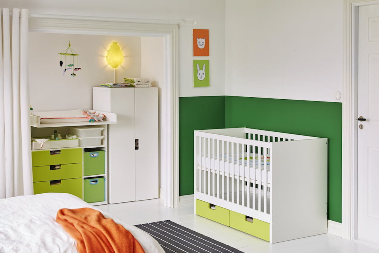 Armadio Cameretta Bimbi Ikea.Camerette Ikea Proposte Per Neonati Bambini E Ragazzi Magazine Delle Donne