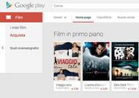 Google Play ora offre anche film