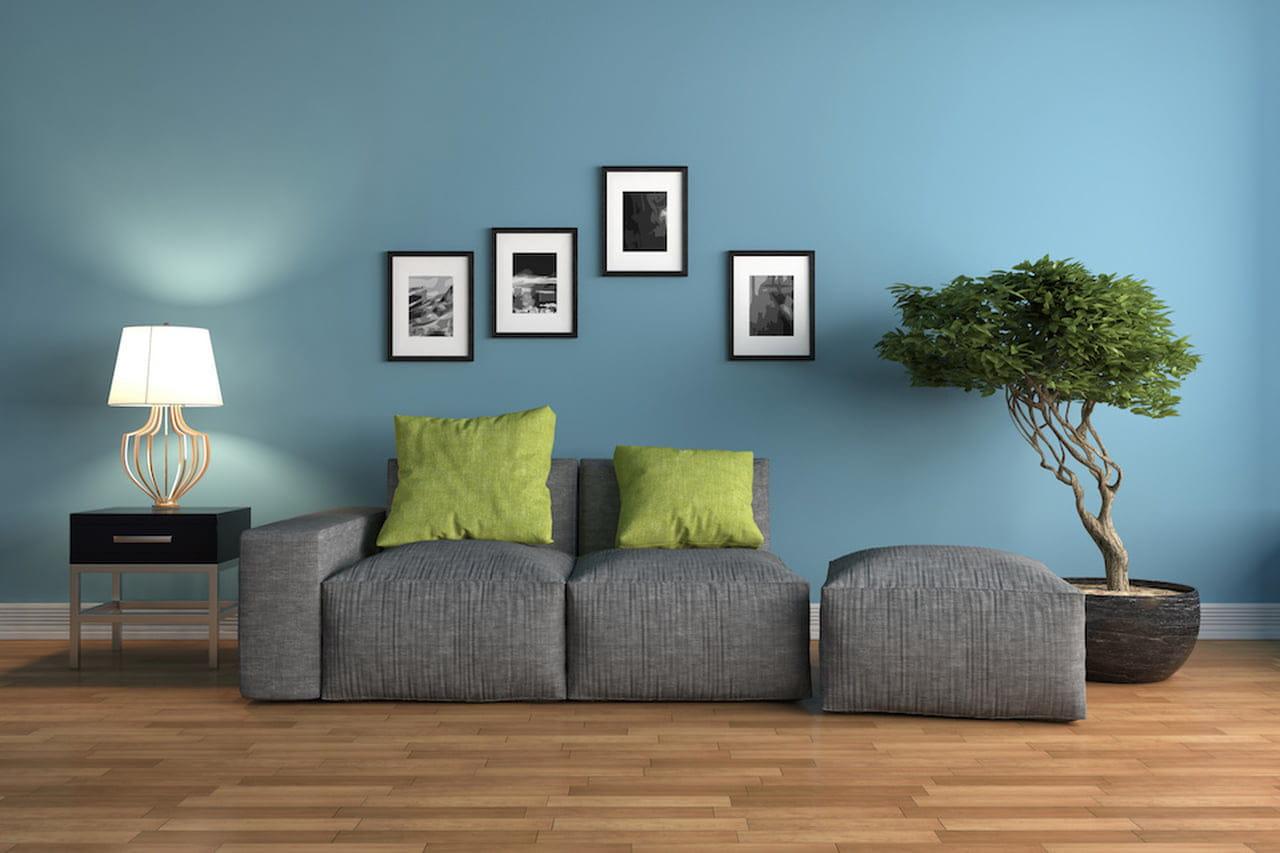 Pitturare pareti colorate for Immagini pareti colorate soggiorno