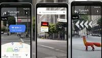 Google Maps realtà aumentata in Italia