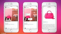 Instagram Shopping su Storie ed Esplora