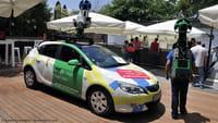 Google Street View festeggia 10 anni