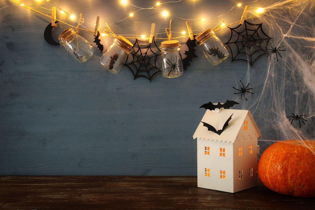 Decorazioni Tavola Halloween Fai Da Te : Decorazioni halloween idee e addobbi fai da te
