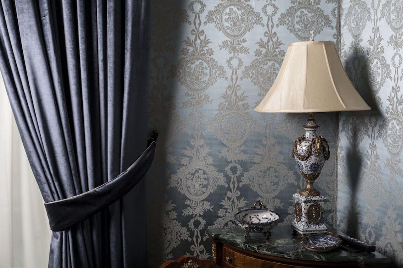 Tende Per Camera Da Letto Shabby : Tende shabby idee per camera da letto salone o cucina