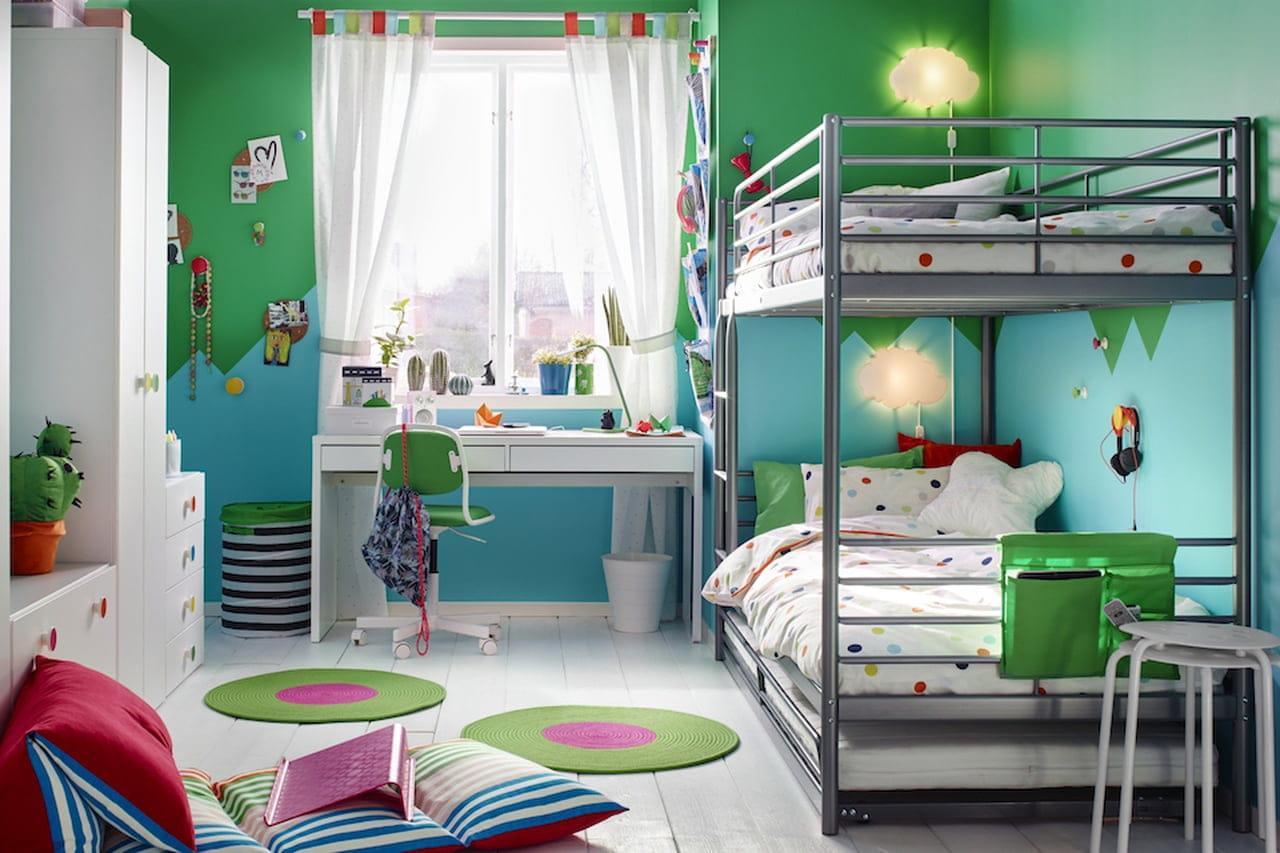 Camere Per Ragazzi Ikea : Camerette ikea proposte per neonati bambini e ragazzi